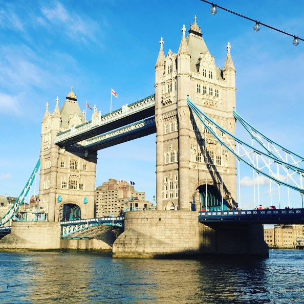 Tower Bridge, Londres, voyages