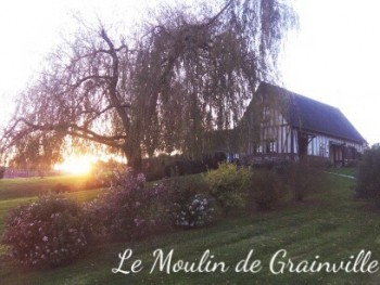 La Vallée du Moulin de Grainville