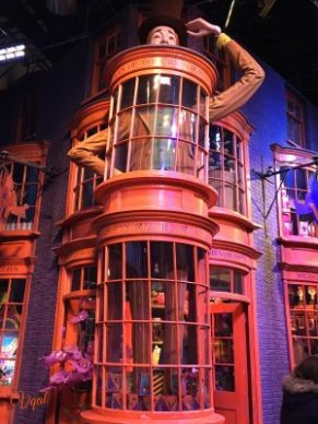 studio Harry Potter, Londres