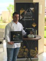 Chef Pedro Rezende Pereira do Kook