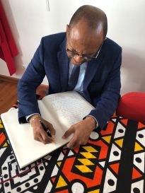 Cônsul-Geral de Angola em Lisboa 1