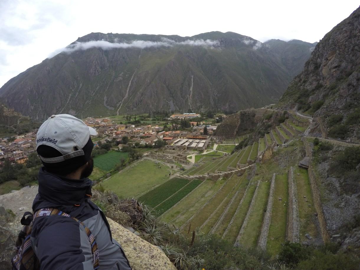 Ollantaytambo - cidade Inca