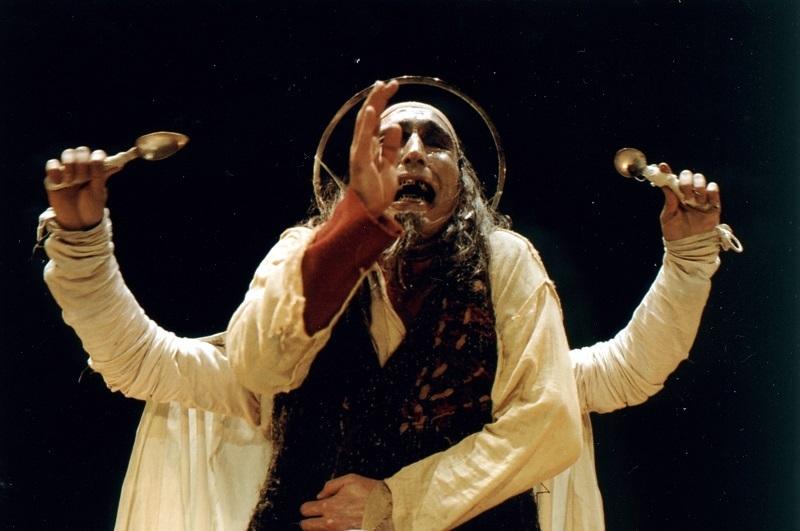 Teatro Cia Dos à Deux - Aux Pieds de la Lettre - Pierre Ruaud - Espetáculo Aux pieds de la lettre