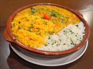 Prato vegano no Grajaú. Afro Gourmet é nova opção de gastronomia africana.
