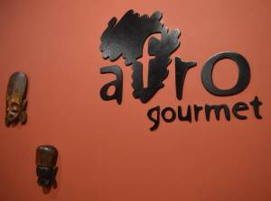 restaurante afro gourmet por Alvaro Tallarico para o Vivente Andante