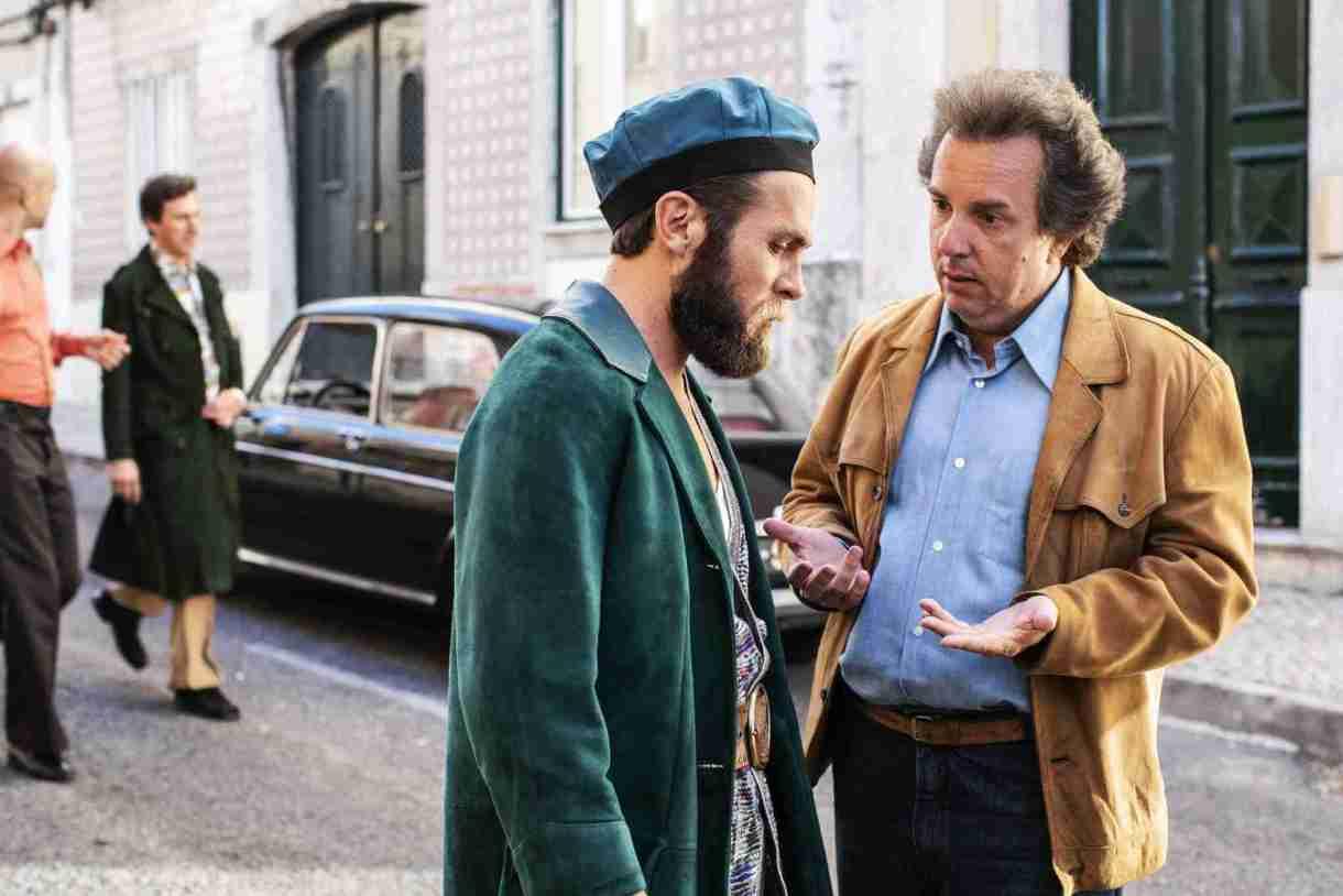 Variações filme portugués conta com ator brasileiro.
