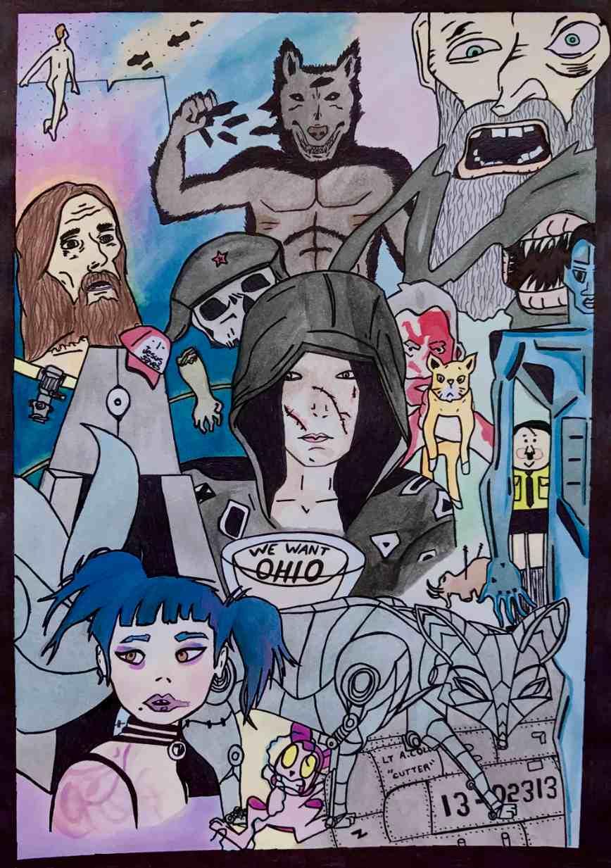 arte de Nathalia Mendes