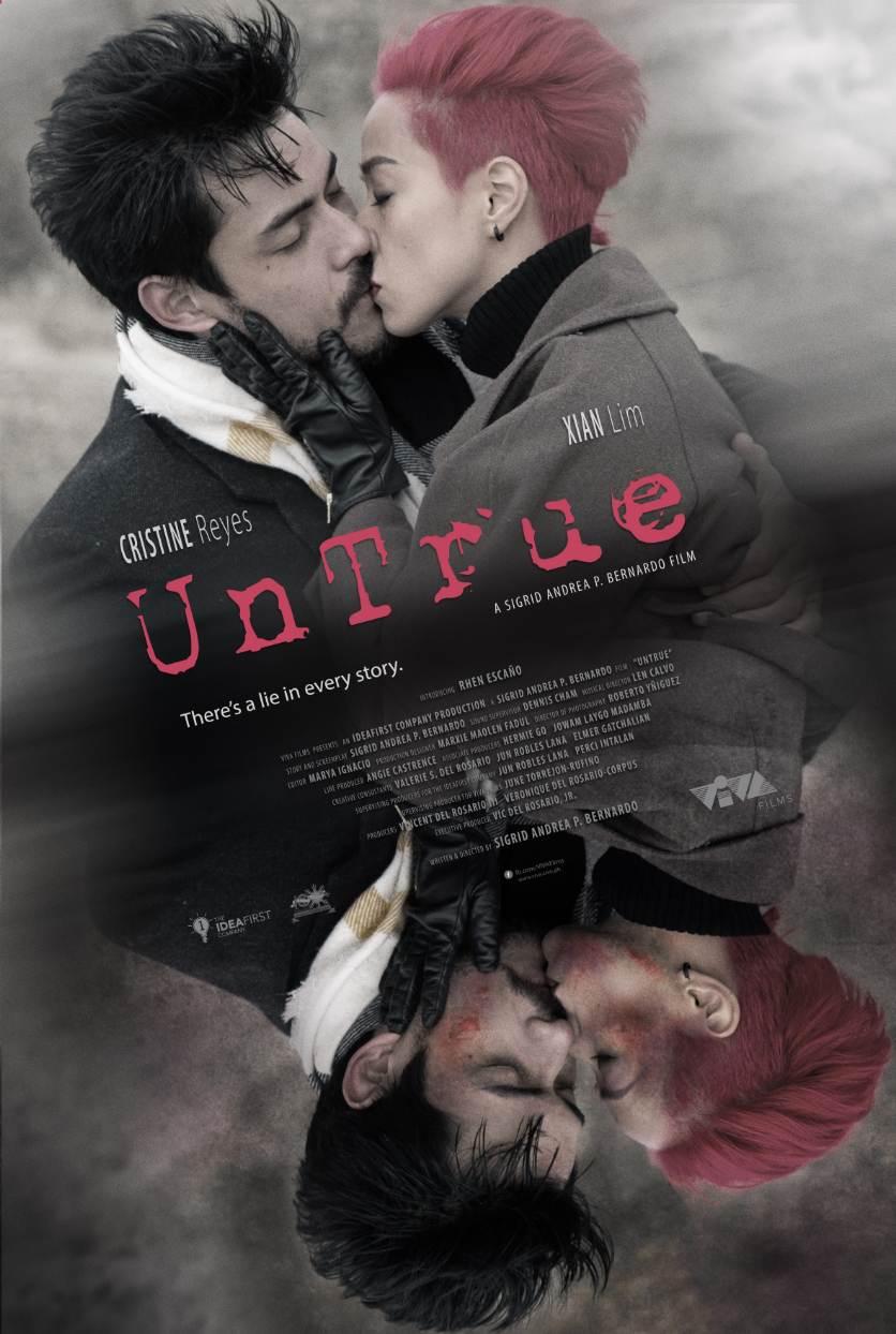 UnTrue é um bom filme filipino com viradas que surpreendem.