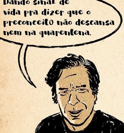 Leandro Assis, roteirista, ilustrador