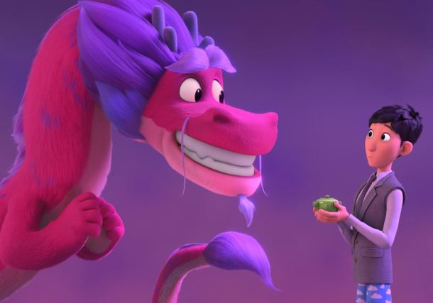 Crítica Din e o Dragão Genial
