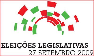 Legislativas 2009 - logotipo