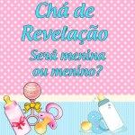 MAMADEIRINHA CHÁ DE REVELAÇÃO