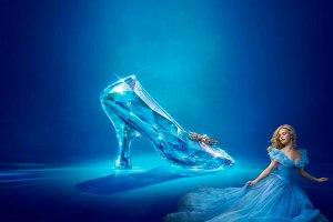 Convite Filme Cinderela 2015