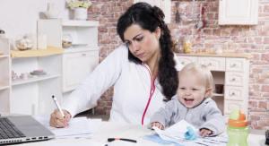 Dicas para mães que querem trabalhar em casa