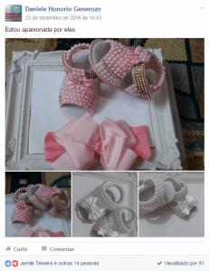 Sapatinhos Para Bebê Passo a Passo