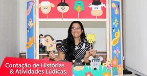 A importância da Contação de Histórias