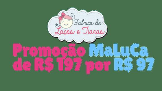 CURSO FÁBRICA DE LAÇOS E TIARAS