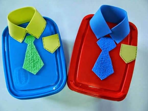 Lembrancinhas Dia Dos Pais Educação Infantil Viver Com Criatividade