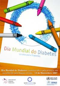 Dia Mundial doDiabetes