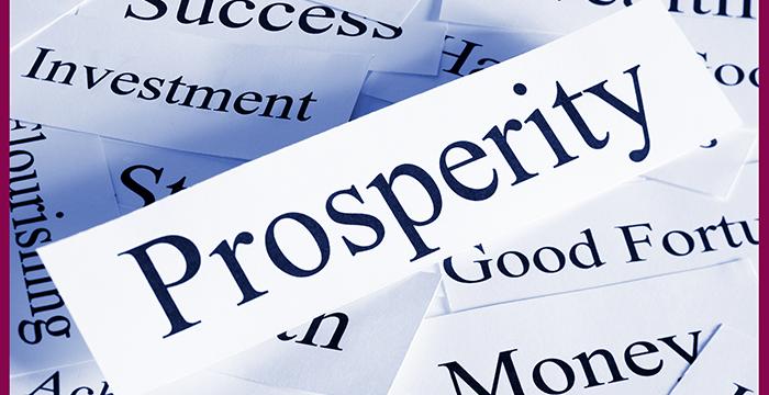 Prosperidade! Como ter prosperidade absoluta!