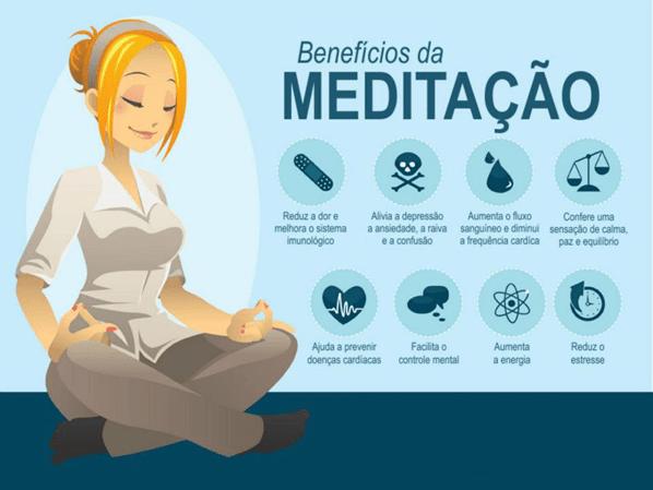 Técnicas de visualização com meditação600