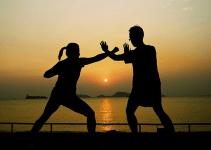 Como as artes marciais usam Mushin para ficar na paz e imparável