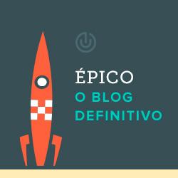Épico, Tema WordPress do Viver de Blog