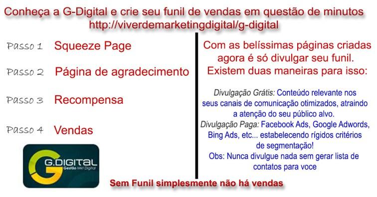 Divulgação G-Digital