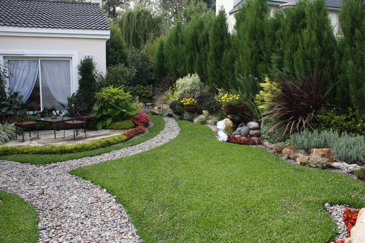 Diseño de jardines 1
