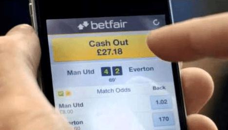 Como igualar os lucros na betfair