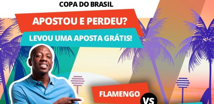 Copa do Brasil – Flamengo x Athletico Paranaense