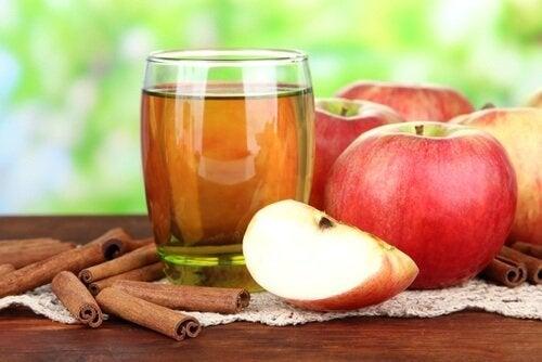 mela purifica fegato
