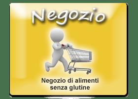 Hai un negozio con prodotti senza glutine?