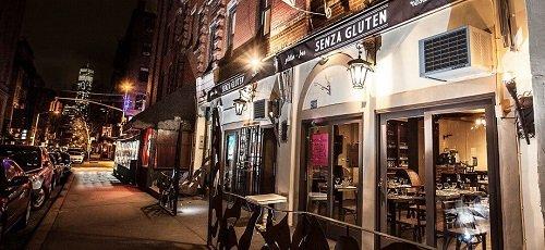 Ristoranti e caffetterie senza glutine a New York