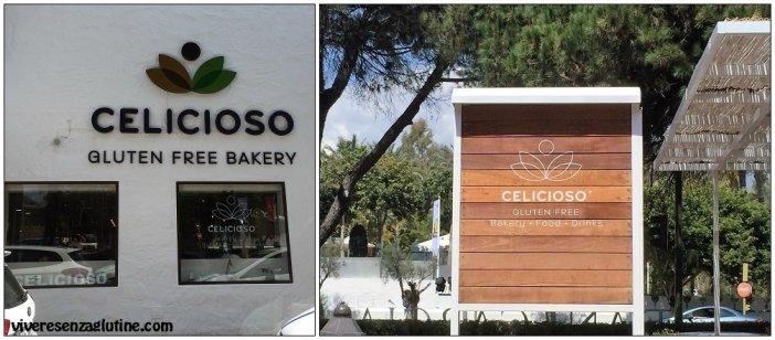 Celicioso Gluten Free Bakery Marbella