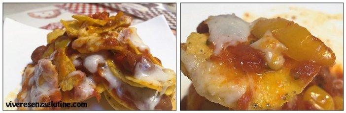 Nachos al forno senza glutine