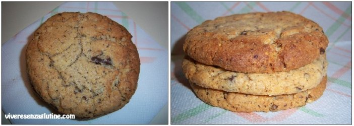 Gluten-free chocolate chips cookies