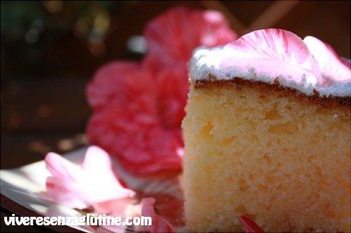 Gluten-free yogurt cake
