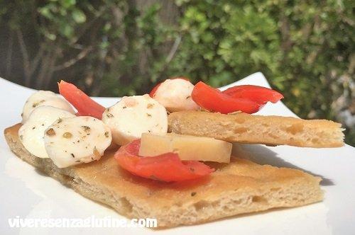 Base pizza senza glutine - Nutrifree
