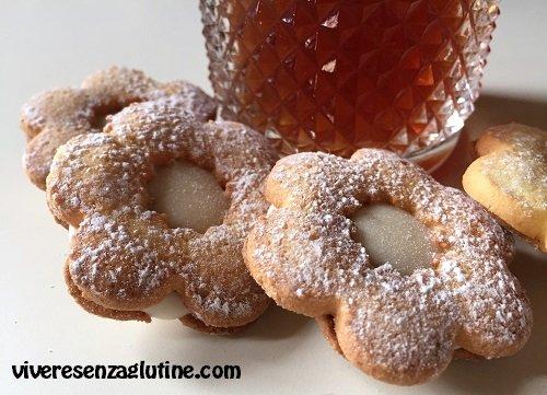 Biscotti senza glutine - Sabrina