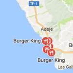 Burger king senza glutine a tenerife