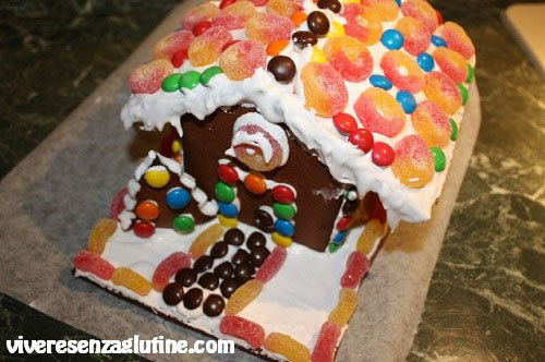 Gluten-free Hansel and Gretel House