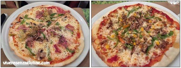 Messié sin gluten gluten-free pizza restaurant