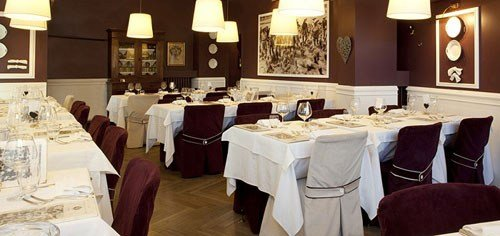 Gluten-free restaurants in Milan