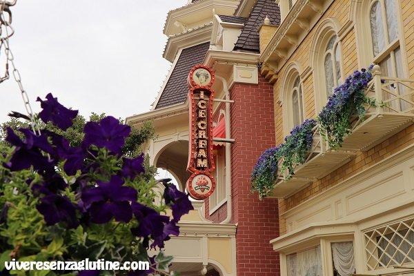 Disneyland Paris senza glutine - gelato