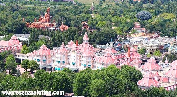 Disneyland Paris gluten-free