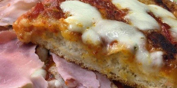 Pizza al taglio senza glutine...