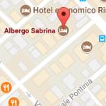 albergo sabrina