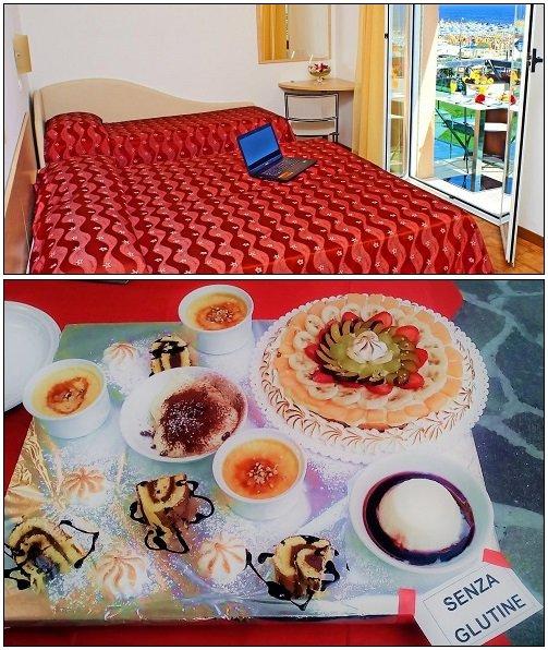 Gluten-free hotel in Miramare di Rimini