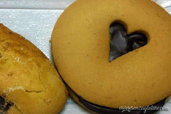 Pandalì Roma senza glutine - Pasticceria secca mista
